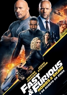 FAST&FURIOUS:HOBBS AND SHAW