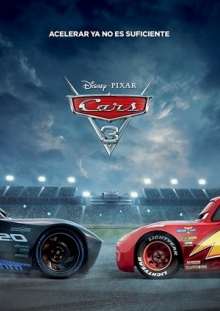 DOMINGO 25 MARZO – CARS 3